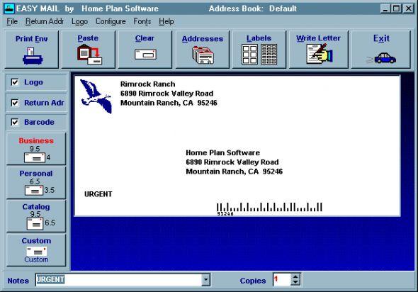 Easy Mail Screenshot