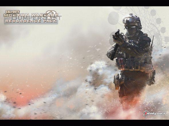 Modern Warfare 2: Resurgence Pack Wallpaper Screenshot