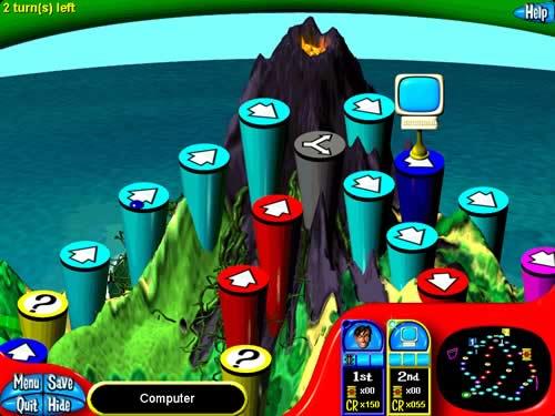 Numbers Up! Volcanic Panic Mac Screenshot