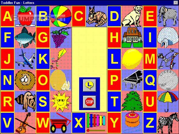 Toddler Fun Screenshot