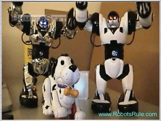 Robosapien Dance Machine (Robodance) Screenshot