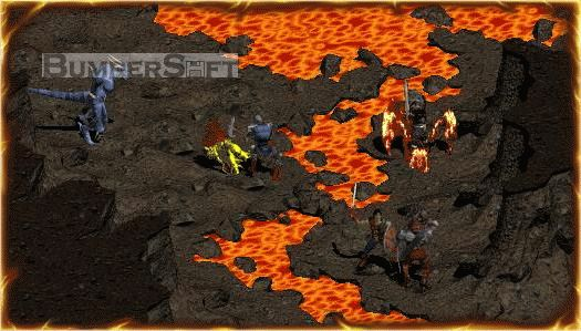 Diablo Screenshot