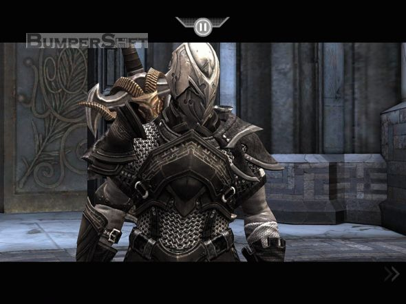 Infinity Blade Screenshot