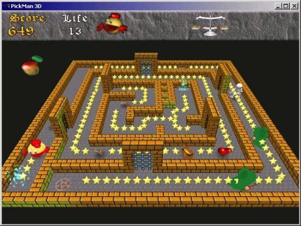 Pickman Saves The Kingdom Screenshot