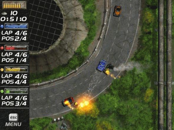 Mad Cars Screenshot