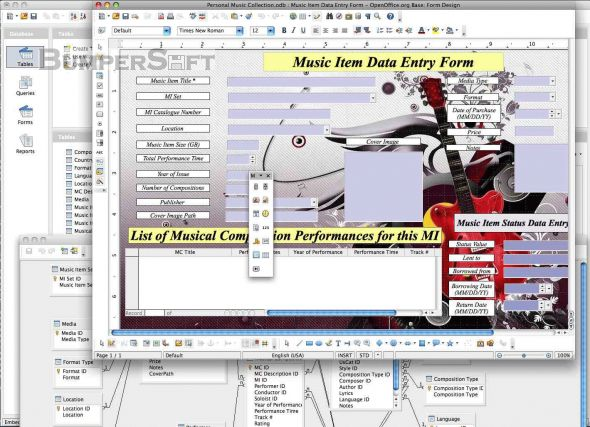 OpenOffice.org Screenshot