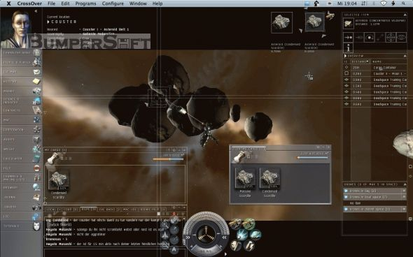 CrossOver Games Screenshot