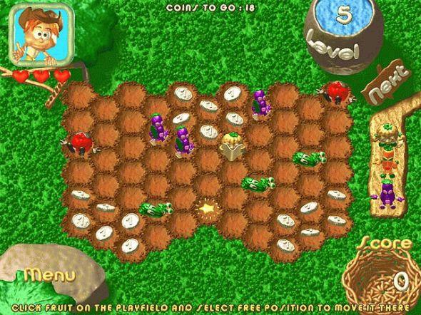 Bill's Fields of Wonders Screenshot