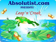 Leap'n'Croak Screenshot