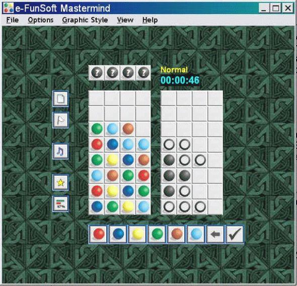 Master o' Mind Screenshot