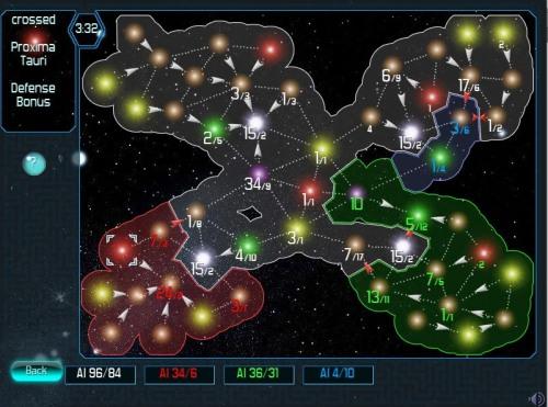 Pax Galaxia Screenshot