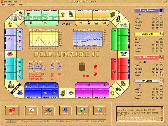 Billionaire II Screenshot