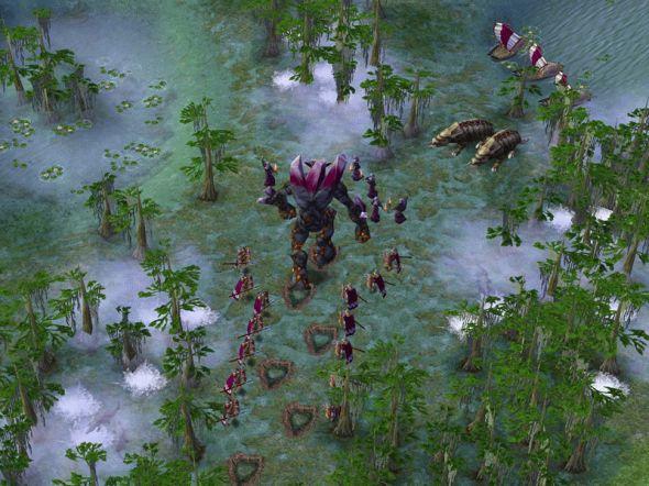 Age of Mythology: The Titans Expansion Screenshot