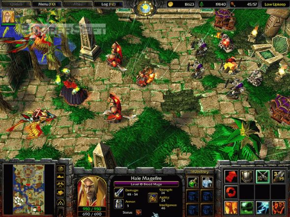 Warcraft III Screenshot
