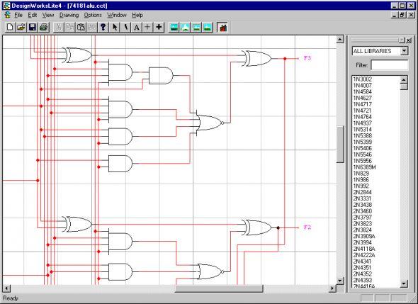 DesignWorks Lite Screenshot