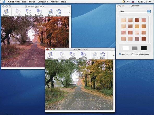Color Pilot for Mac Screenshot