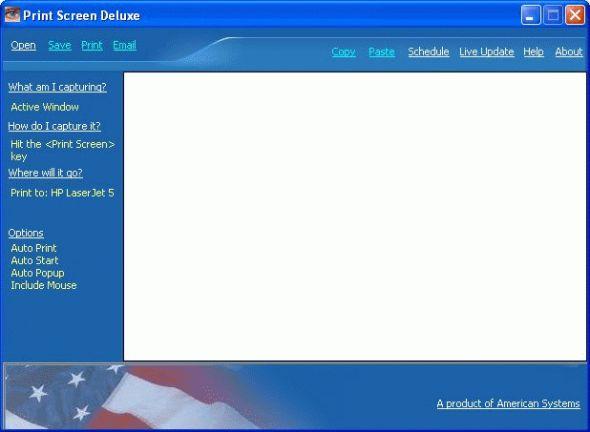 Print Screen Deluxe Screenshot