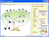 Family Tree Pilot Screenshot