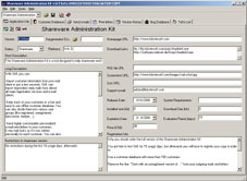 Software Administration Kit Screenshot