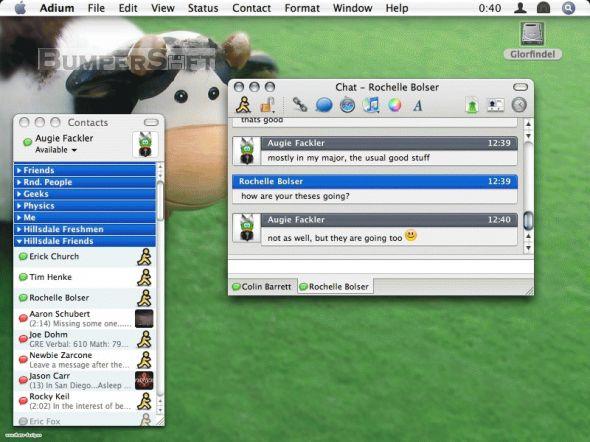 Adium Screenshot