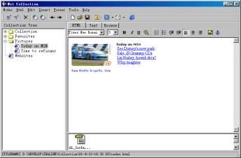 Net Picker Screenshot