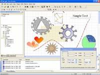 Vector Graphics ActiveX Screenshot
