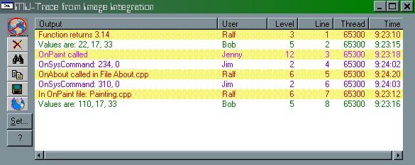 MU-Trace Screenshot