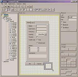 Jvider Screenshot