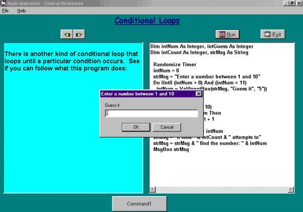 L-Basic Screenshot