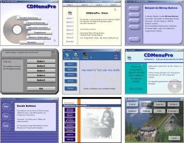 CDMenuPro Personal Edition Screenshot