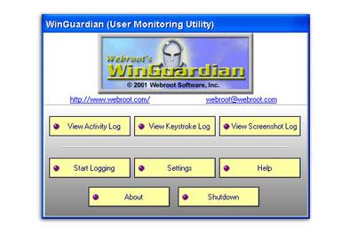 WinGuardian Screenshot