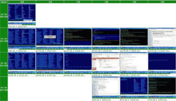 ITWorkTimer Screenshot