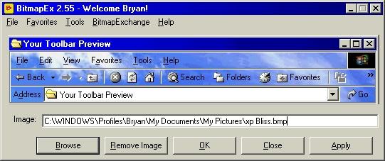 BitmapEx Screenshot
