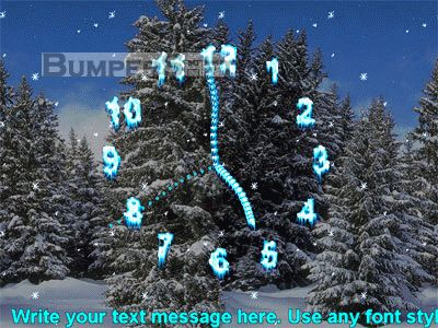 Drunken Clock Screensaver Super Pack Screenshot