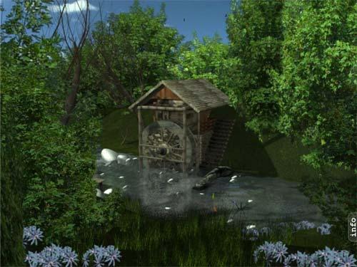 Water Mill Screenshot