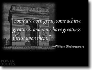 Power Quotes of Shakespeare Screenshot