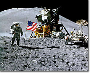 Apollo Space Missions Screenshot